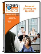 Discovering Language Arts: Advanced Listening  and  Speaking DVD
