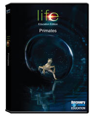 LIFE: Primates (Education Edition)DVD
