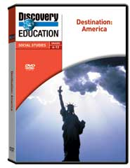 Destination: America DVD