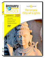 Mystic Lands: Varanasi: City of Light DVD