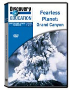 Fearless Planet: Grand Canyon DVD