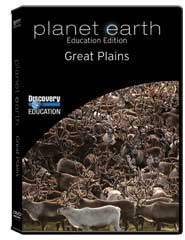 PLANET EARTH: Great Plains DVD
