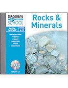 Earth Science: Rocks and Minerals CD-ROM