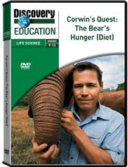 Corwin's Quest: The Bear's Hunger (Diet) DVD