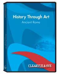 History through Art: Ancient Rome DVD