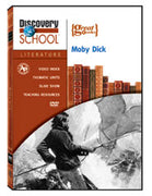 Great Books: Moby Dick DVD