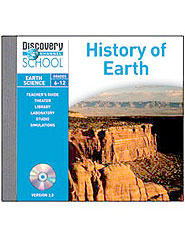 History of Earth CD-ROM