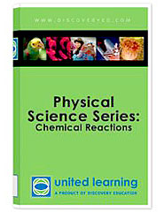 Physical Science Chemical Reactions DVD