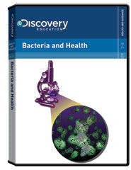 Bacteria and Health DVD