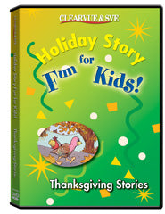Holiday Story Fun for Kids: Thanksgiving Stories DVD