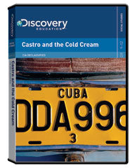 CIA Declassified:  Castro and the Cold Cream DVD