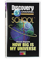 How Big is the Universe? DVD
