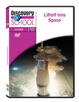 Liftoff Into Space DVD