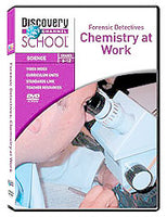 Forensic Detectives: Chemistry at Work DVD