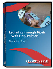 Learning through Music with Hap Palmer: Stepping Out DVD
