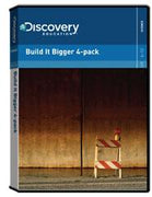 Build it Bigger 4-Pack DVD