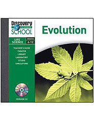 Evolution CD-ROM