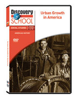 Urban Growth in America DVD