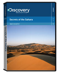 What on Earth?: Secrets of the Sahara DVD