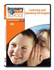 Listening and Speaking Strategies DVD