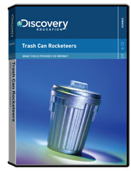 What Could Possibly Go Wrong?  Trash Can Rocketeers DVD