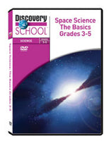 Space Science: The Basics 3-5 DVD
