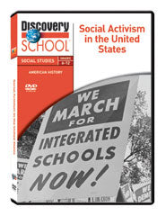 Social Activism in the United States DVD