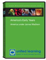America under James Madison DVD