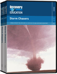 Storm Chasers 8-Pack DVD