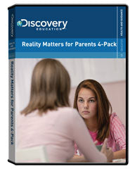 Reality Matter for Parents 4-Pack DVD
