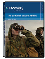 Against the Odds:  The Battle for Sugar Loaf Hill DVD