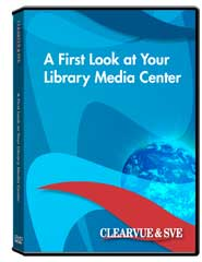 A First Look at Your Library Media Center DVD
