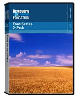 Food Series 2-Pack DVD