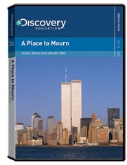 RISING: Rebuilding Ground Zero: A Place to Mourn DVD