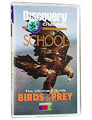 The Ultimate Guide: Birds of Prey DVD