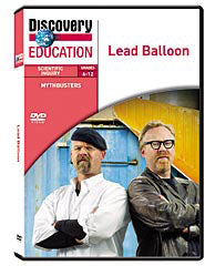 MythBusters: Lead Balloon DVD