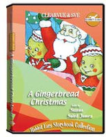 Rabbit Ears Storybook Collection: A Gingerbread Christmas DVD