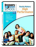 Reality Matters: High Performance DVD