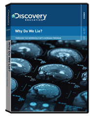 Through the Wormhole with Morgan Freeman: Why Do We Lie? DVD