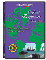 World Exploration for Students: The Spanish Explorers of North America DVD