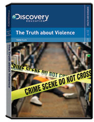 Teen Files: The Truth About Violence DVD Long Version