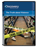 Teen Files: The Truth About Violence DVD Spanish Version