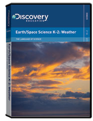 The Language of Science:  Earth/Space Science K-2: Weather DVD