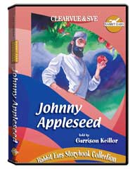 Rabbit Ears Storybook Collection: Johnny Appleseed DVD