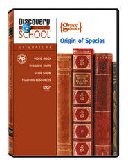 Great Books: Origin of Species DVD