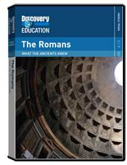 What the Ancients Knew: The Romans DVD