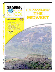 U.S. Geography: The Midwest DVD