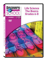 Life Science: The Basics Grades 6-8 DVD