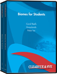 Biomes for Students 6-Pack DVD