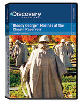 "Against the Odds:  ""Bloody George"" Marines at the Chosin Reservoir DVD"